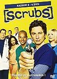 Scrubs : L'intégrale saison 4 - Coffret 4 DVD (dvd)