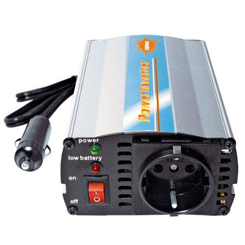 Wechselrichter mit modifiziertem Sinus 600 W Ausführung->600 W
