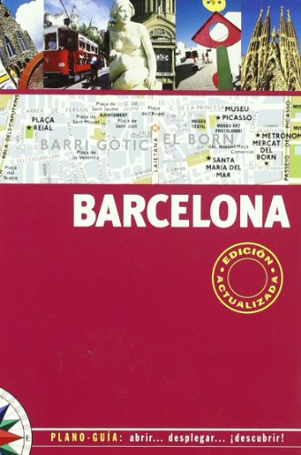 BARCELONA / PLANO-GUIAS: EDICION ACTUALIZADA 2008 (SIN FRONTERAS)
