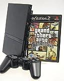 Playstation 2 (slim) mit GTA San Andreas