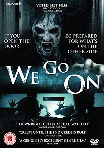 Preisvergleich Produktbild We Go On [DVD] [UK Import]