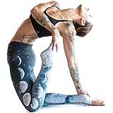 Xinantime Yoga Pantalons Sports Leggings D'entraînement Imprimé Pour Femmes Fitness...
