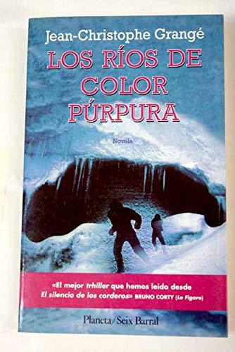 Los Rios De Color Purpura
