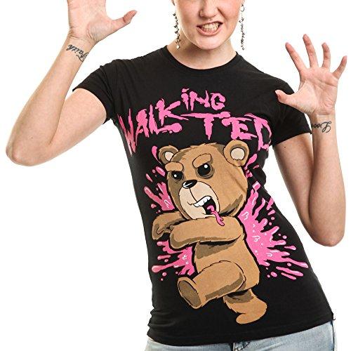 Cupcake Cult -  T-shirt - Maniche corte  - Donna nero Small