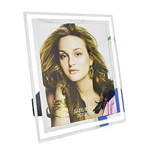 Giftgarden cornici per foto in vetro trasparente for Cornici per foto in vetro