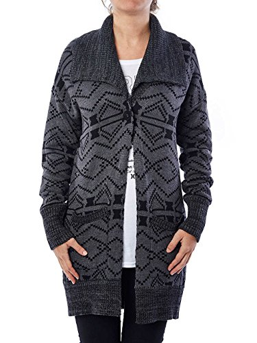Hurley Mojave Cardigan black / noir Taille 00AS