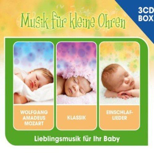 Musik Fr Kleine Ohren - 3-CD Hrspielbox Vol.1 -