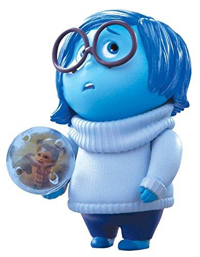 Disney Pixar Inside Out Piccolo Figure - Tristezza (Inviato da UK)