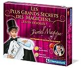 Clementoni - 62097-Les plus grands secrets…/Journal magique (Initié) -MAGIE