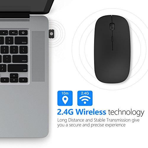 idudu A-031-PC Mouse N- Black