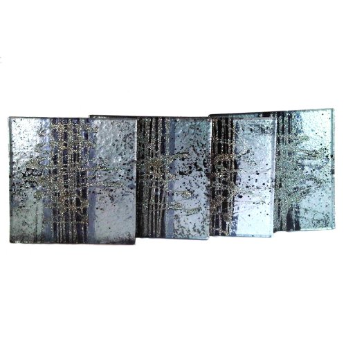 glass-coasters-set-of-4-cosmos-black-and-silver