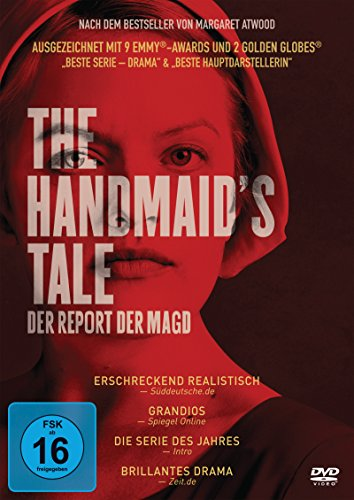 The Handmaid's Tale [4 DVDs] Waterford-serie