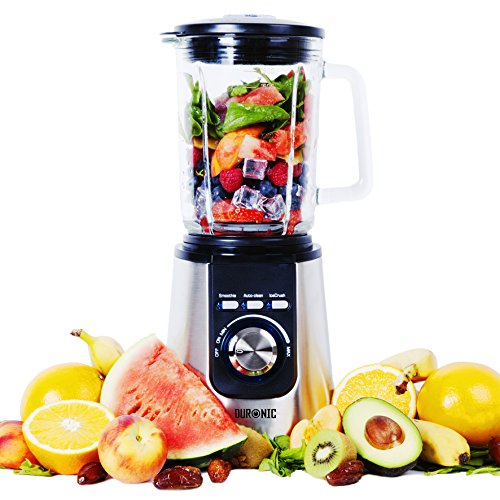 duronic-bl1200-stainless-steel-body-table-blender-18l-glass-jug-pre-programmed-for-smoothies-ice-cru