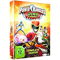 Power Rangers - Dino Charge: Complete Season