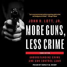 MORE GUNS LESS CRIME M
