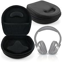 DURAGADGET Estuche / Carcasa Para Auriculares Ailihen C8 / Ausdom F01 - En Color Negro - Diseño Ergonómico - Alta Calidad