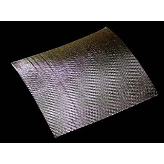 0.41mm Hole Size - Stainless Steel 304L - Cut Size: 15cmx15cm - 40 Mesh Count - Woven Wire Mesh by Inoxia