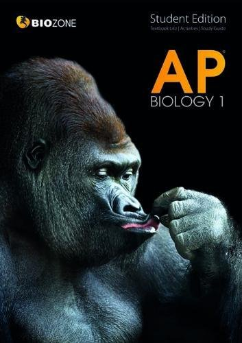 AP Biology 1 2017: Student Edition