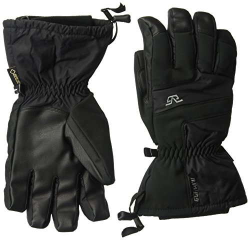 Gordini Herren Handschuhe Schleier, Herren, schwarz -
