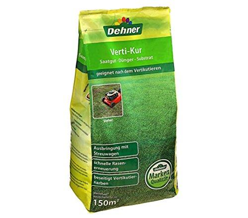 Dehner Verti-Kur 3in1, Saatgut, Dünger und Substrat, 5 kg für ca. 150 qm