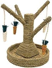 Rosewood pequeños animales actividad juguete conejo divertido árbol Boredom Breaker