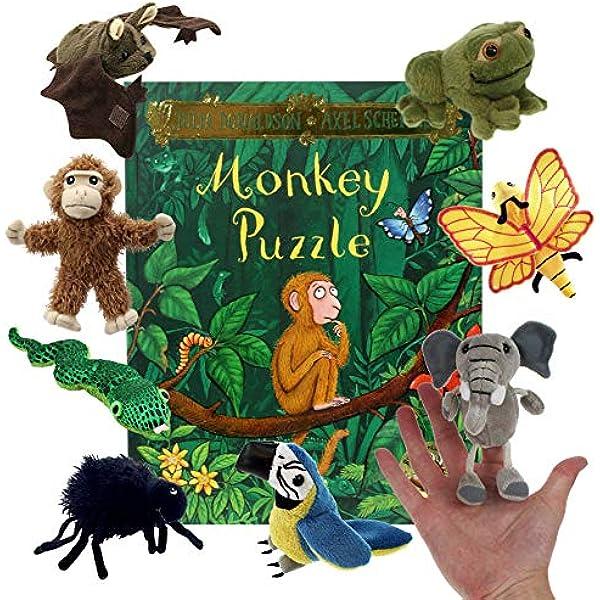 Monkey Puzzle: Amazon.co.uk: Donaldson