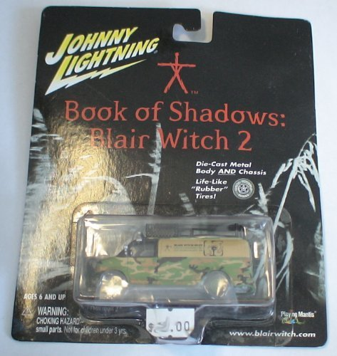 Racing Champions Johnny Lightning Blair Witch 2 Book of Shadows Die Cast Car (Lightning Cars Johnny Diecast)