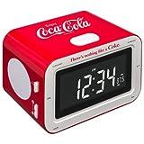 BigBen - COCA-RR30-2B - Radio Reveil FM Coca Cola