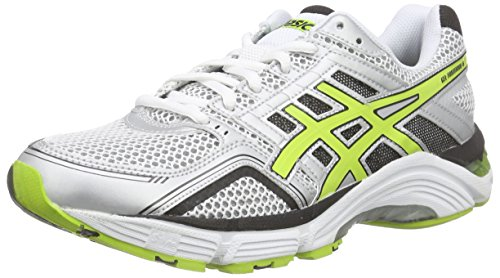 ASICS Gel-Fortitude 6(2E), Chaussures de Running Entrainement Homme Blanc (white 0189)