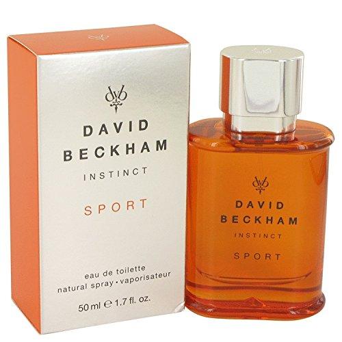 David Beckham Instinct Sport Eau de Toilette, 50 ml