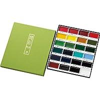 Kuretake MC20/26 - Kit de Pintura, 24 Colores