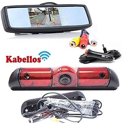Rckfahrkamera-KompatibilittsKompatibilitts-FIAT-Ducato-Peugeot-Boxer-Citroen-Jumper-Bremslicht-inkl-Monitor-Bis-zu-5-Jahre-Garantie-Hinten-Heck-Rear-View-Camera-Kamera
