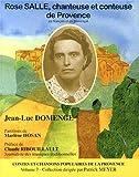 Telecharger Livres Rose Salle Chanteuse et Conteuse de Provence Volume 7 (PDF,EPUB,MOBI) gratuits en Francaise