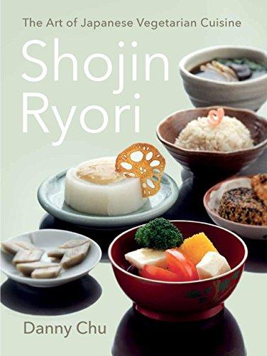 Shojin Ryori: A Japanese Vegetarian Cookbook por Danny Chu