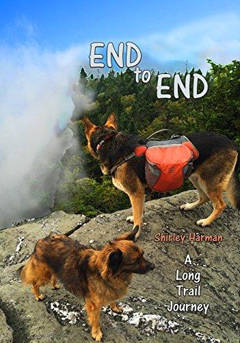 End to End: A Long Trail Journey (English Edition) por Shirley Harman