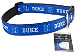 All Star Dogs Duke Blue Devils Band Hundehalsband, Sm 1in w - Fits 8in-12in, Blau