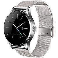 MXueei Smarte Uhren ZfgG Intelligente Uhr Intelligente Armbanduhr Disk-Unterstützung Mehrsprachige Herzfrequenz-Überwachung Sitzende Erinnerung Perfekter Wohnassistent
