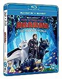 How to Train Your Dragon - The Hidden World (Blu-ray + 3D Blu-ray) [2019] [Region Free]