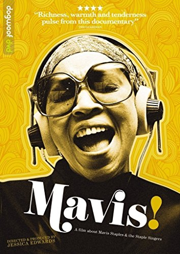 mavis-dvd-uk-import