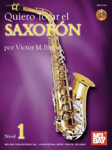 Quiero Tocar El Saxofon por Victor Barba