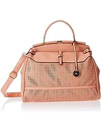 Diana Korr Women's Handbag (Peach)(DK34HPEA)