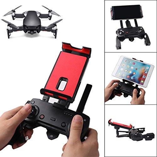 Upxiang 360 ° Drehen Halter Extender Bracket Halterung Für DJI Mavic Air, Fernbedienung Handy Tablet Halterung Fit Für DJI Mavic Air Drone