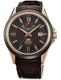 Orient Reloj Analógico para Hombre de Automático con Correa en Cuero FAF03002T0