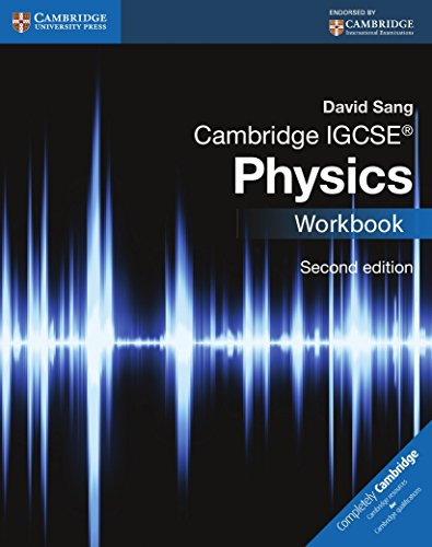 Cambridge IGCSE physics. Workbook. Con espansione online. Per le Scuole superiori (Cambridge International IGCSE)