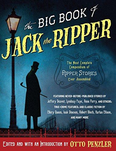 Big Book Of Jack The Ripper (Vintage Crime/Black Lizard Original) por Otto Penzler