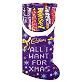 Cadbury Medium Stocking Chocolate Selection Box, 194 g,...