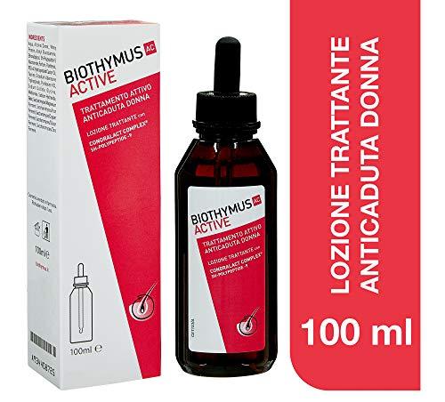 Biothymus AC Active Trattamento Attivo Anticaduta Donna Lozione 100ml