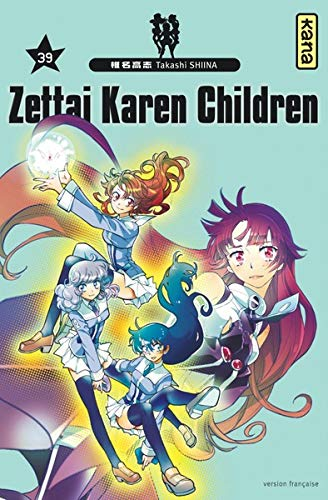 Zettai Karen Children Edition simple Tome 39