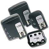 Pocketwizard Kit pour appareils photo Nikon: 1 x MiniTT1, 2 x Flex TT5 et 1 x ZoneControllrt AC3