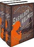 Sherlock Holmes - Gesammelte Werke in zwei Bänden: Erzählungen & Romane von Arthur Conan Doyle